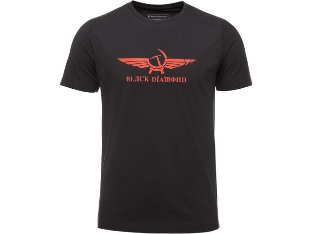 Black Diamond Perestroika T-shirt Homme, black